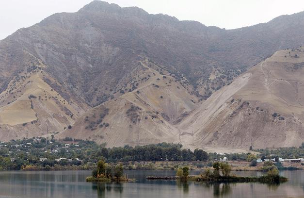 таджикистан фото нурек