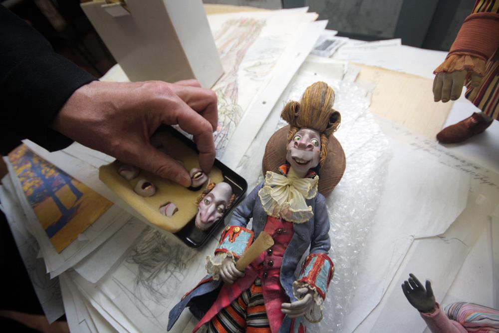 Как снять кукольный мультфильм в 2018 году мультфильм про куклу
